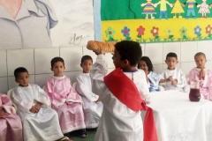 Comemoração da Páscoa Educação Infantil