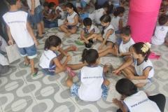 Equipe No Clima da Caatinga – Campanha no IIGG