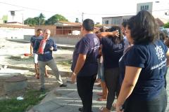 PALESTRA SOBRE PRIMEIROS SOCORROS E USO DE EXTINTORES DE INCÊNDIO