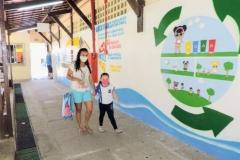 Volta às aulas - Infantil IV e V (Escola Filantrópica Irmã Giuliana Galli)
