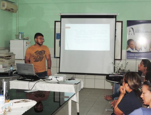IIGG promove palestra sobre transtorno e comportamento na infância com o psicólogo Rafael Alves.