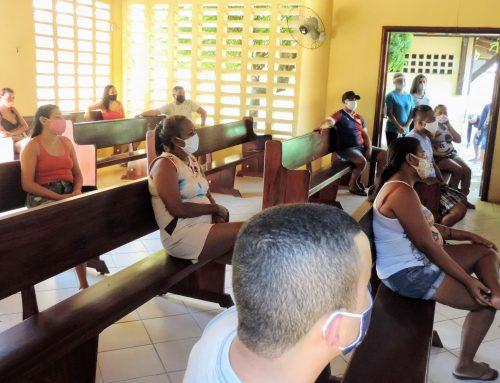 Reunião com os pais para volta das atividades presenciais – Turmas INFANTIL IV e V