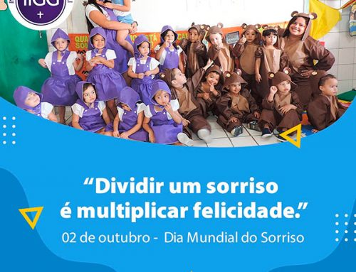 Dia Mundial do Sorriso, esta data lembra a importância de um gesto simples
