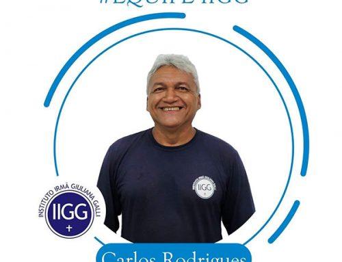 Conheçam os membros que fazem parte da equipe do IIGG!