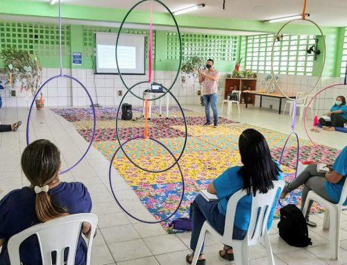 """No 5° dia da Semana Pedagógica do IIGG, o tema trabalhado foi sobre: """"Diagnósticos da infância e processos inclusivos"""""""