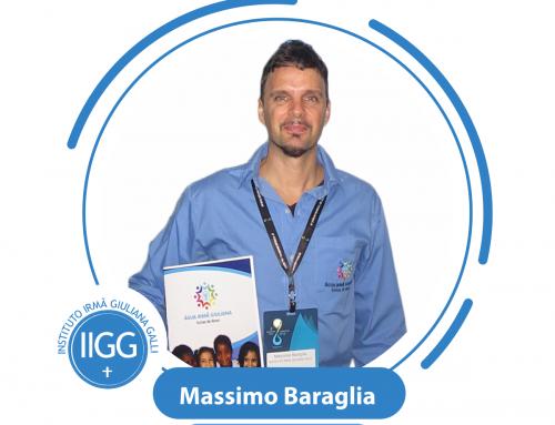 Conheçam o Presidente do Instituto Irmã Giuliana Galli, Massimo Baraglia