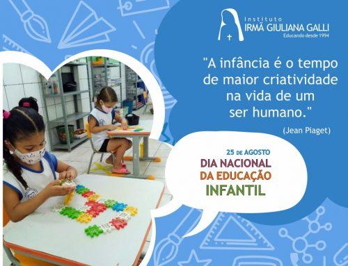 Hoje, comemora-se o Dia Nacional da Educação infantil
